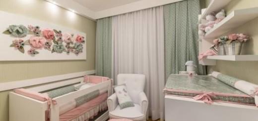 quarto de bebê apartamento