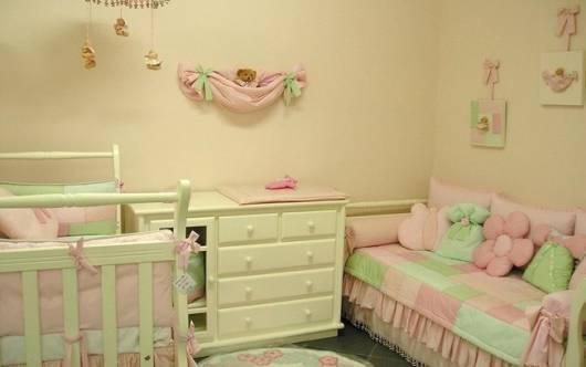 jogo de quarto de bebê