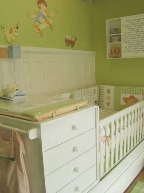 decoração quarto bebê menino