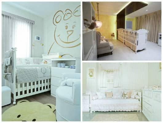 ideias para decorar quarto de bebê