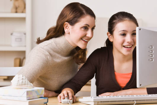 Como educar filhos adolescentes