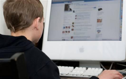 facebook usado por crianças