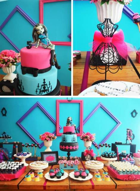 Monster Birthday Party Decoration Hight: Tips and Photos