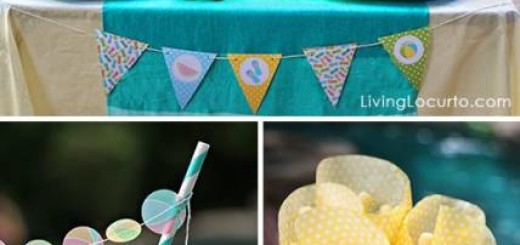 ideias para festa no quintal