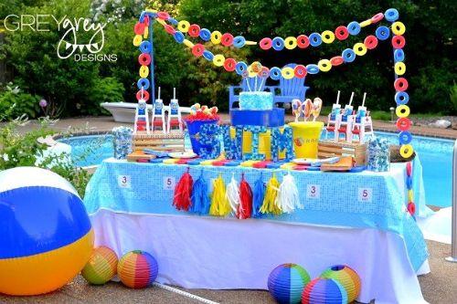 festa simples