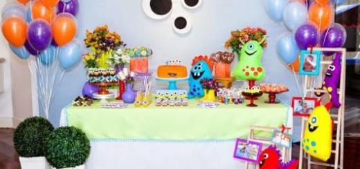 festa colorida