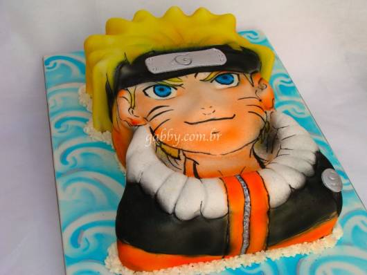 bolo personagem infantil
