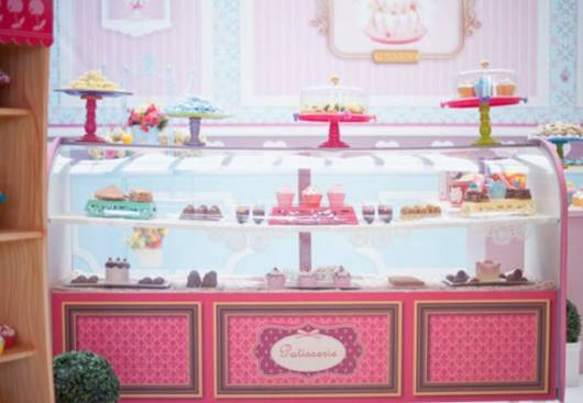 mesa de doces diferente
