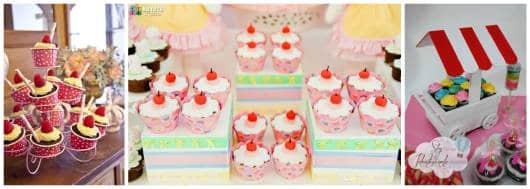 ideaias para cupcakes