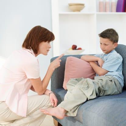 Como impor limites a crianças