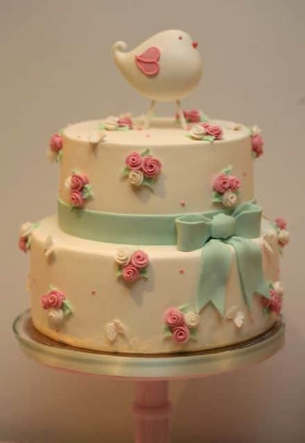 bolo pasta americana branca