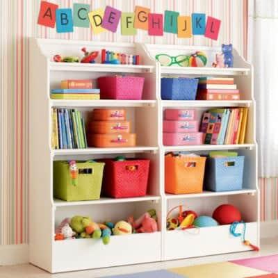 dicas para organizar quarto de criança