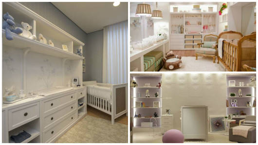 quarto bebê luxo
