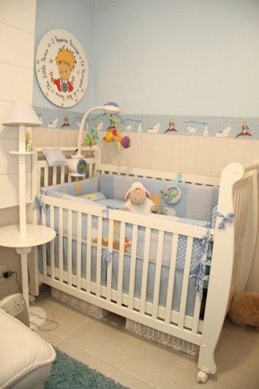 quarto pequeno príncipe