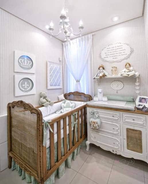 QUARTO DE BEBÊ PRÍNCIPE Fotos de decorações lindas!