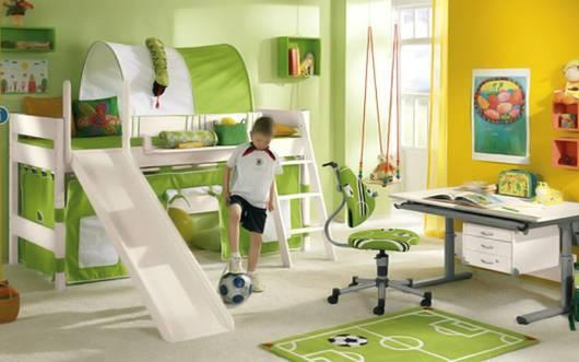 quarto para meninos como decorar