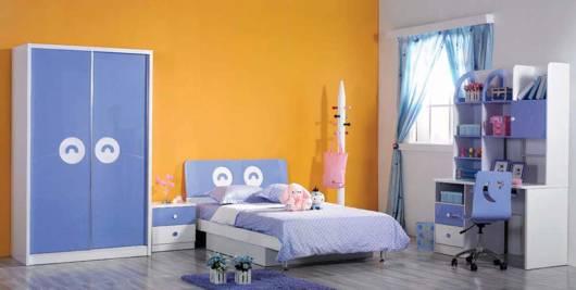 quarto pequeno como decorar para crianca