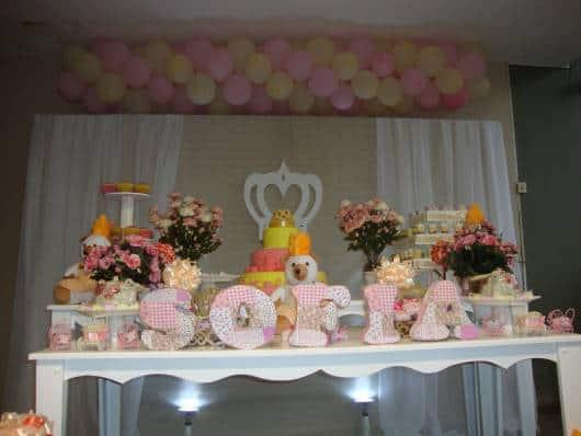 decoração com cores pasteis