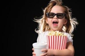 festa infantil cinema