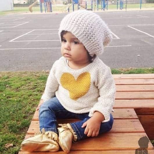 look bebê menina