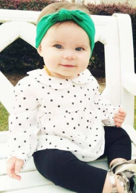 bebê fashionista