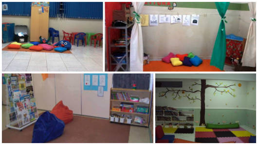 modelos para sala de aula