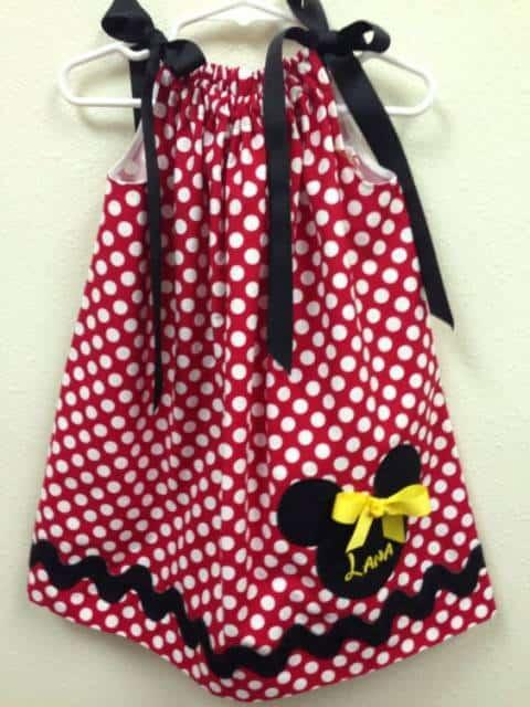 modelo de vestido simples