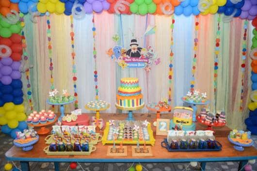 tema festa