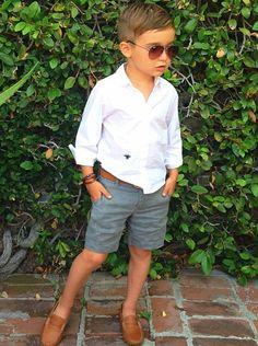 menino fashionista