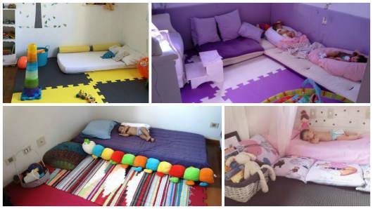 tapete quarto montessori