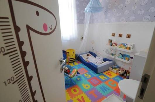 quarto recém-nascido