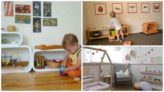 decoração quarto infantil