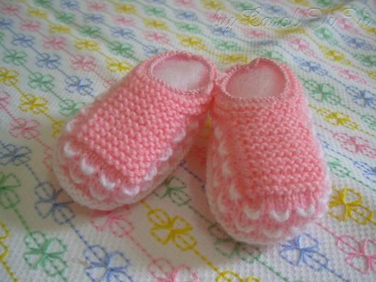 sapatinho para recém-nascido