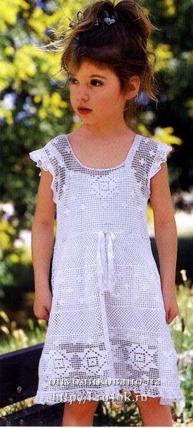 vestido soltinho menina