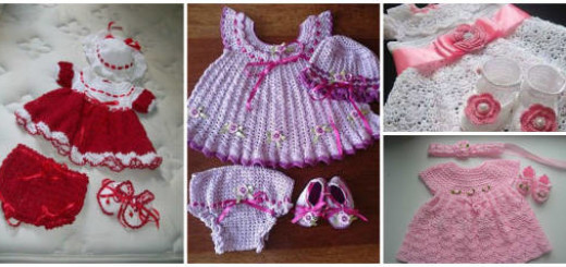 vestido bebê