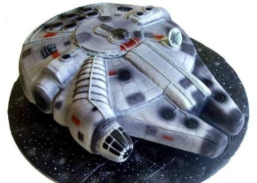 nave millennium falcon