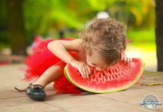 ensaio fotográfico frutas