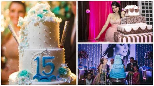 bolo festa