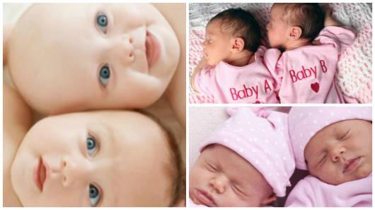 gêmeos bebês