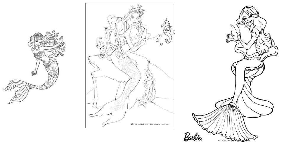 modelos sereia