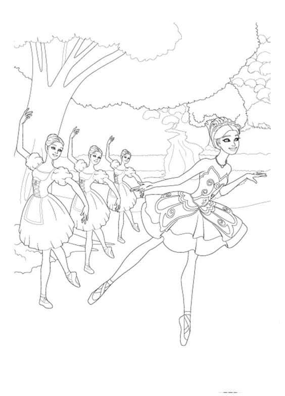 apresentação balé