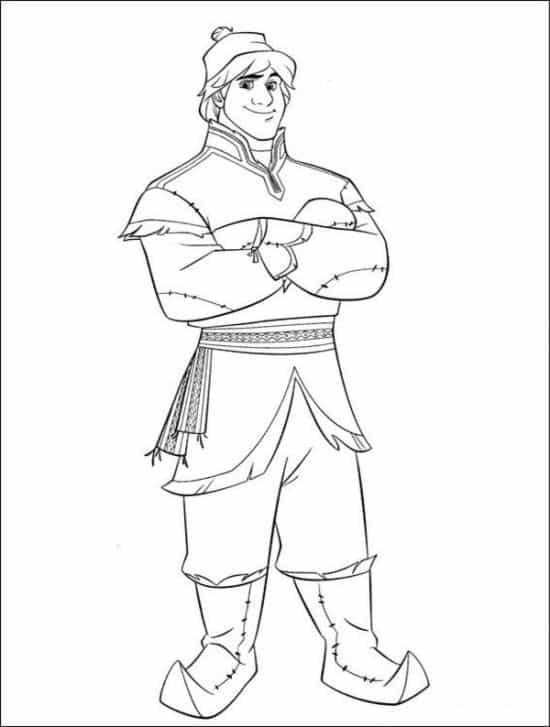 personagem kristoff