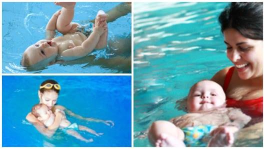 fralda piscina