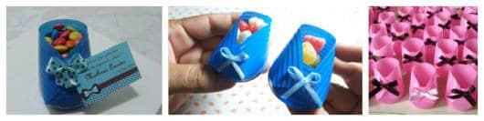 modelos com copo plástico