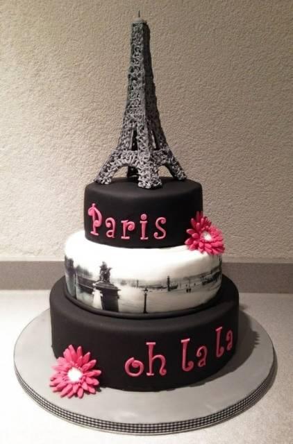 fotos festa Barbie Paris