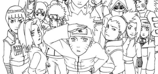 personagens naruto