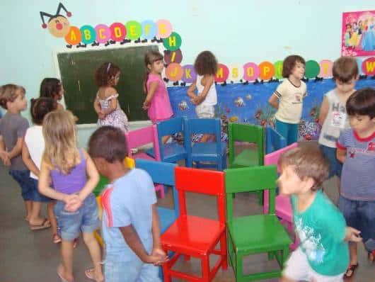 atividades para o dia das crianças em sala de aula