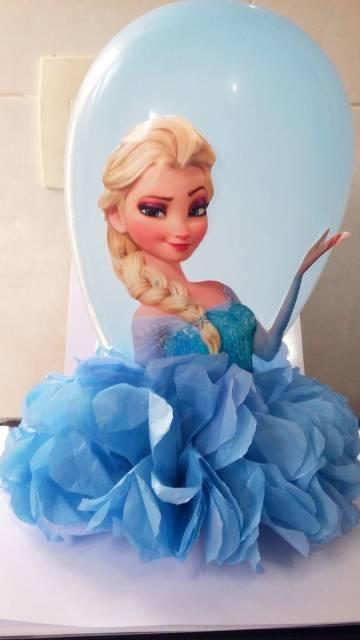decoração Elsa festa