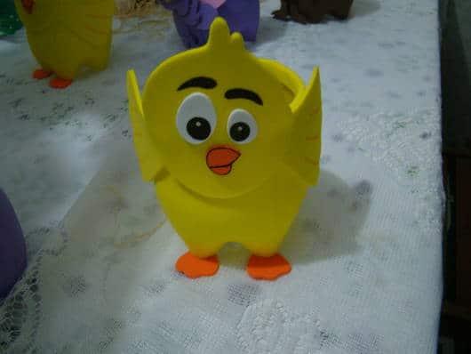 pintinho amarelinho