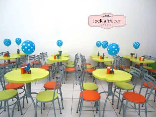 festa infantil buffet